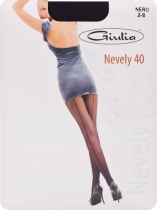 Колготы Giulia Nevely 40
