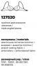 Milavitsa Бюстгальтер 127520 (2)