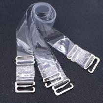Бретели силиконовые прозрачные.
